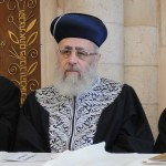 Bénédiction aux Noachides du Grand-Rabbin Sépharade d'Israël, Yitzchak Yosef