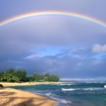 nature-beach-rainbow